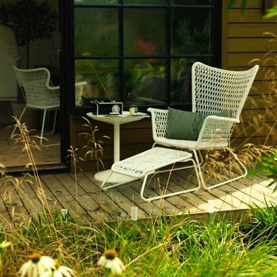 ikea hogsten outdoor chair