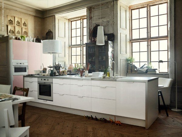 ikea design kitchen isle