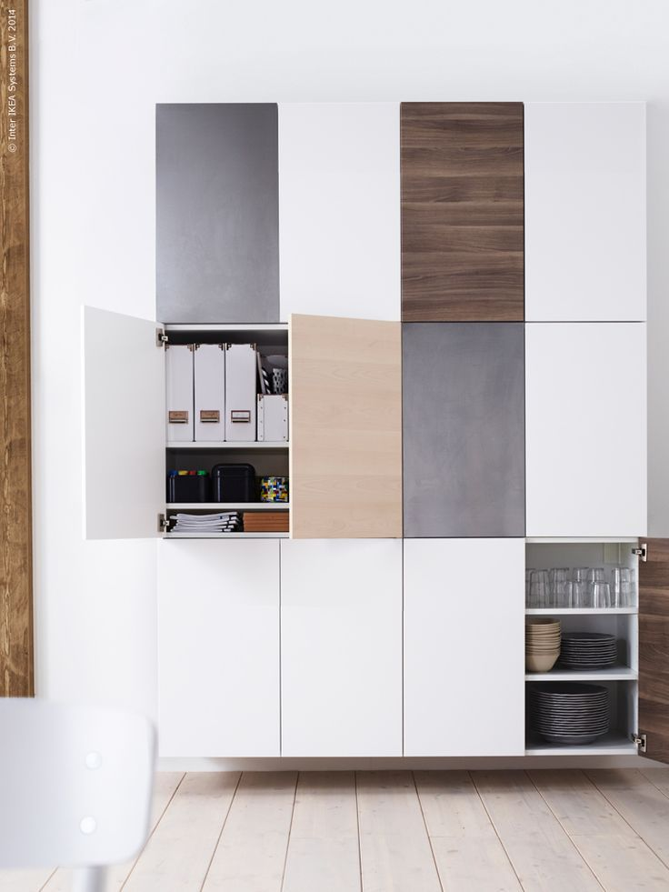 ikea kitchen cabinet different metod doors