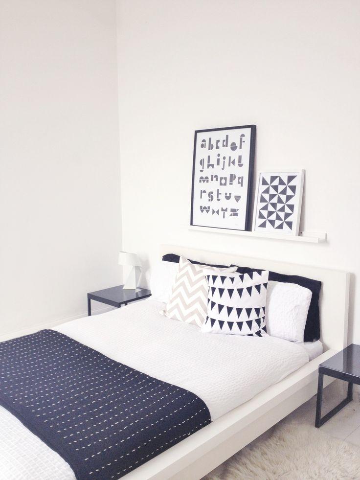 nordic bedroom ikea malm