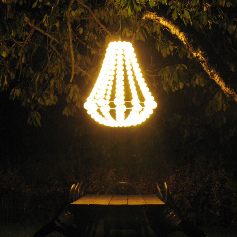 Ikea glansa lysa outdoor hanging lamp