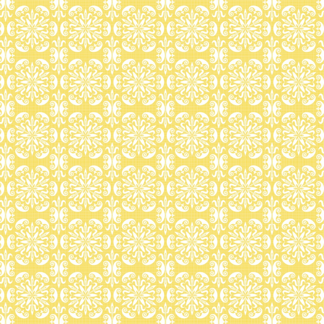 kitchenwalls ornament yellow