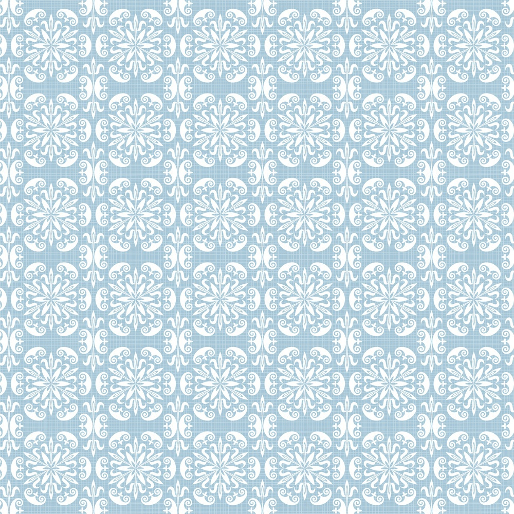 kitchenwalls wallpaper backsplash ornament blue