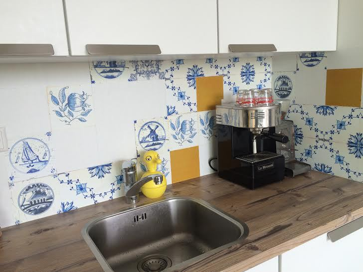 kitchenwalls backsplash golden age dutch tiles