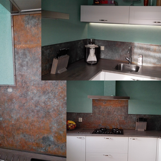 kitchenwalls kuchen tapete kunde