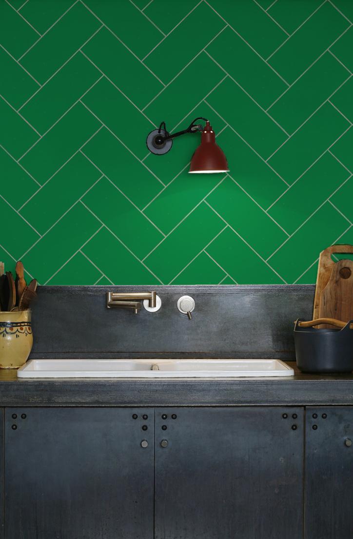 kitchen walls kuchen tapete ruckwand gelb