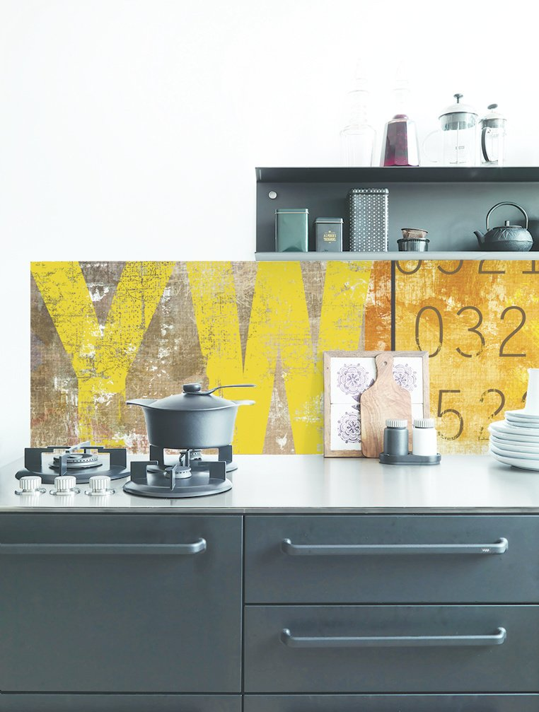 kitchenwalls backsplash fresco vipp industrial