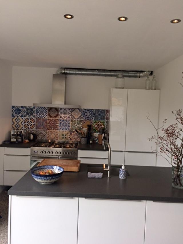 kitchenwalls keukenbehang portugal klant