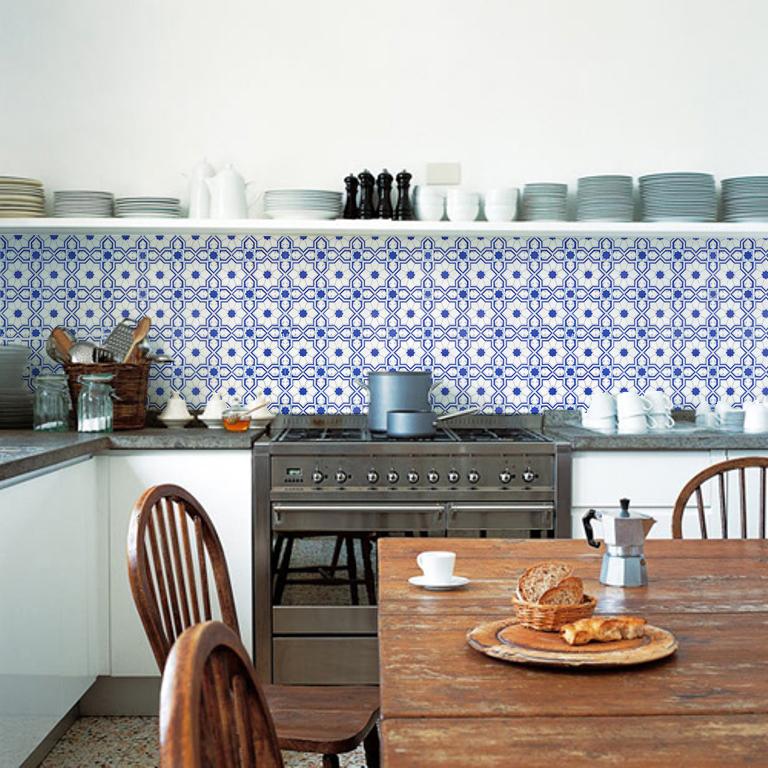 kitchenwalls kuche tapete ruckwand lisboa