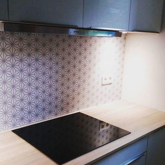 kitchenwalls keukenbehang klant star