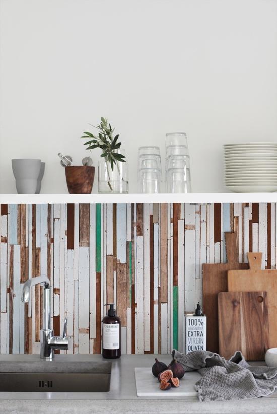 kitchenwalls keukenbehang sloophout