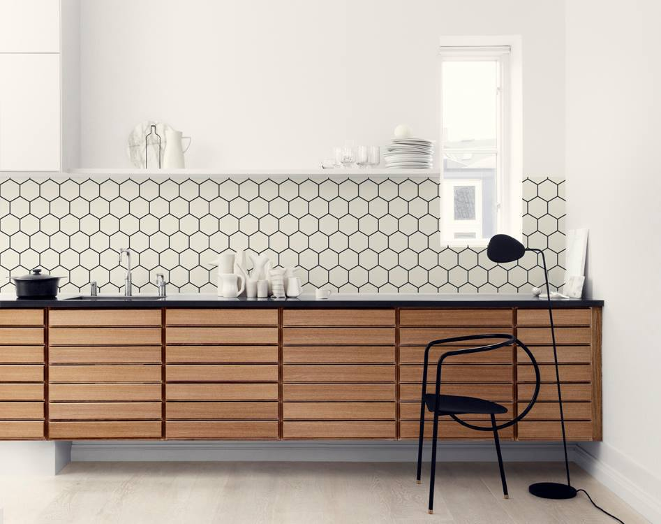 kitchenwalls_wallpaper_backsplash_hexagon