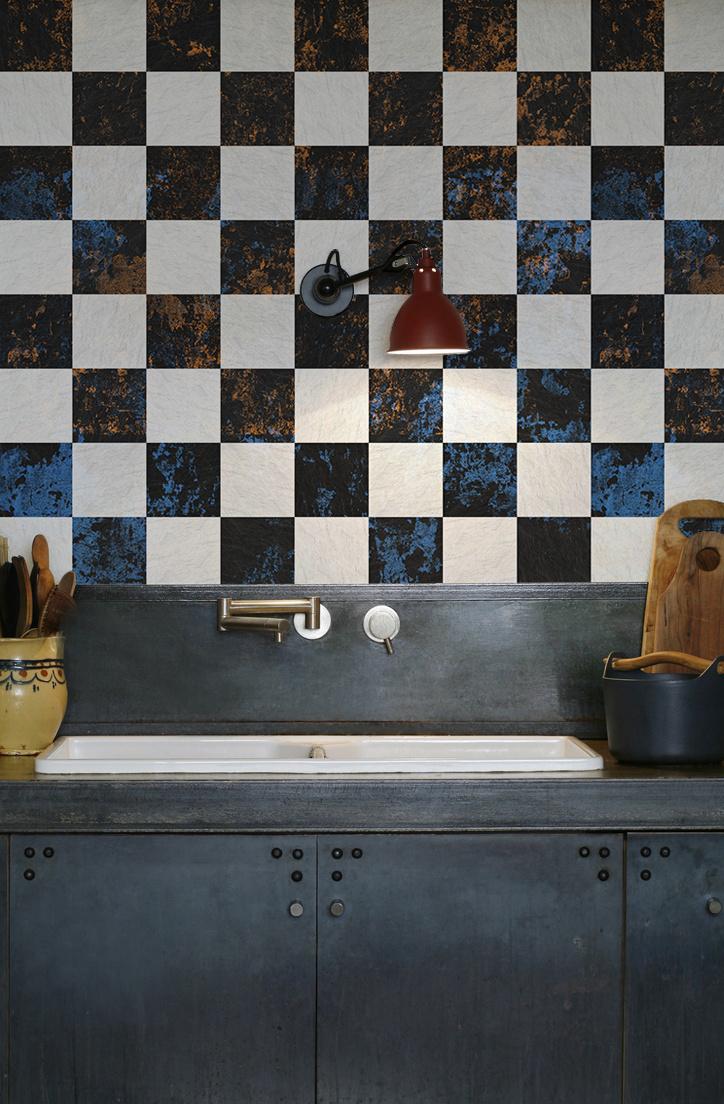 kitchenwalls wallpaper backsplash marble tile
