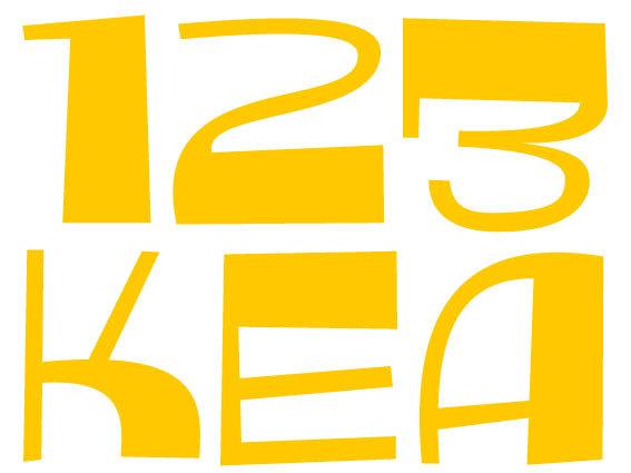123kea logo