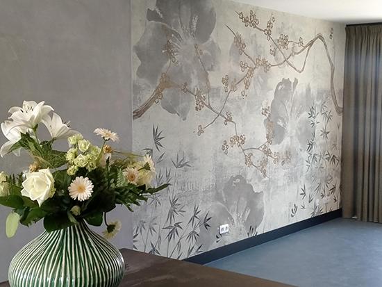 londonart wallpaper better days behangfabriek