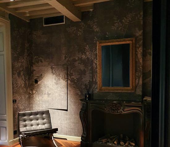 midsummer night wallpaper behangfabriek