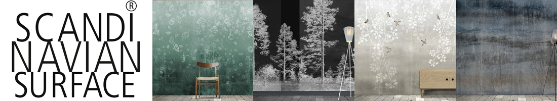 scandinavian surface design wallpaper nordic banner