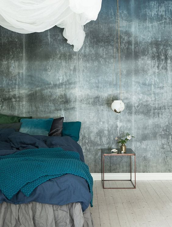 scandinavian surface lost landscape wallpaper