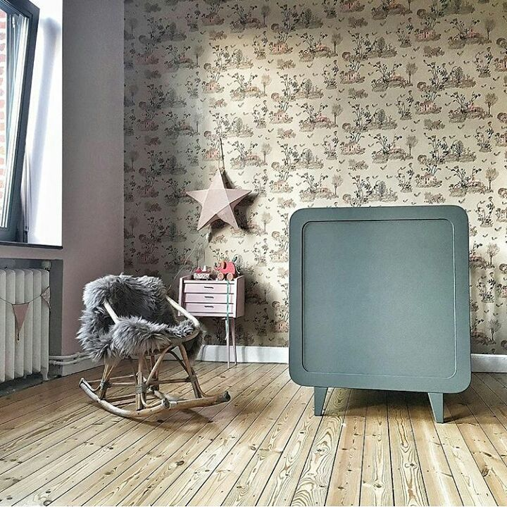 sian zeng wallpaper nursery woodlands