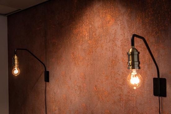 super grunge rust wallpaper behangfabriek
