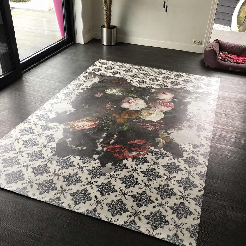 vinylkarpet design hollands glorie klant