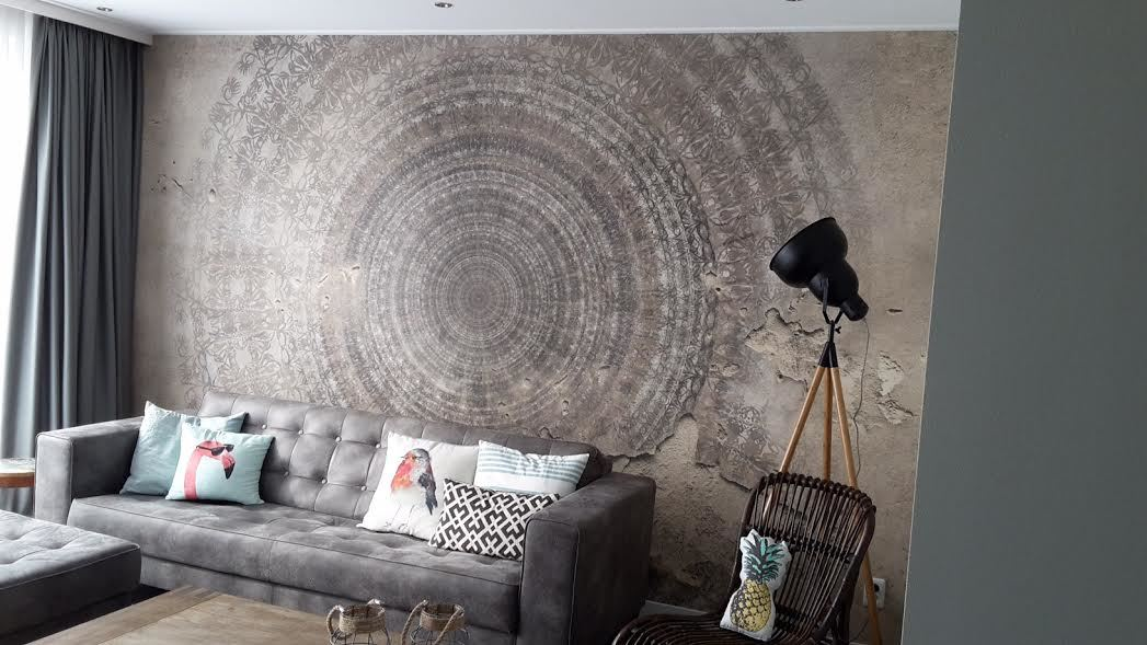 wall and deco behang mandala vtwonen