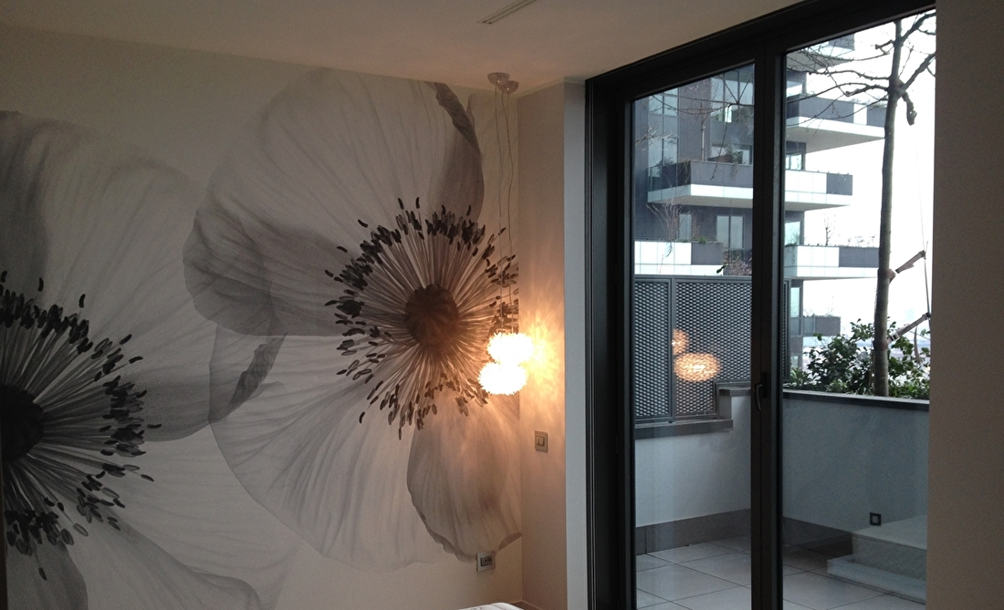 wall and deco behang opium