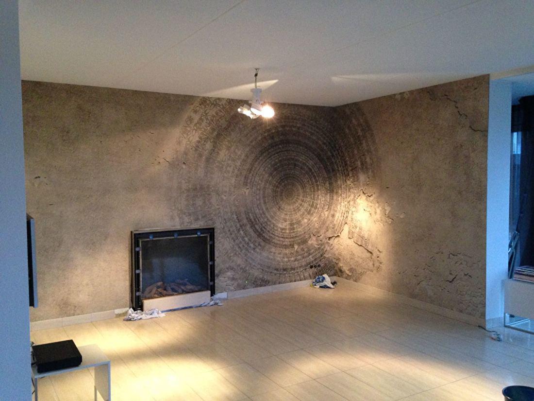 wall and deco mandala wallcovering tapete