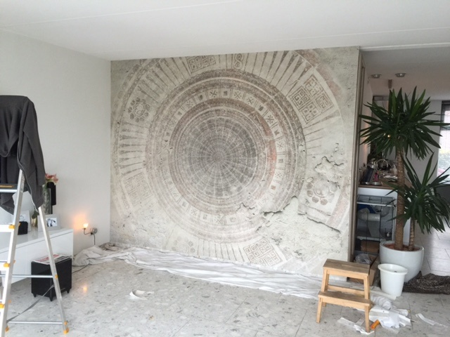 wall and deco mandala tapete
