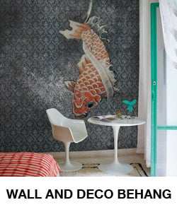 wall and deco behang interieur