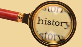 2 lessen voor de toelatingstoets geschiedenis.