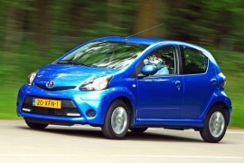 Toyota Aygo tot 02-2014