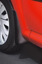 Spatlappen voorzijde Peugeot 107