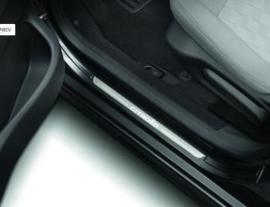 Instaplijstset Citroën C1 2014