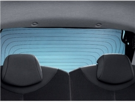 Zonnescherm achterruit Citroën C1