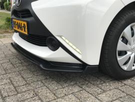 Front Splitter Toyota Aygo 2014