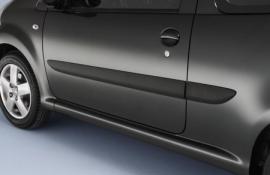 Portierlijstset 2 deurs Toyota Aygo