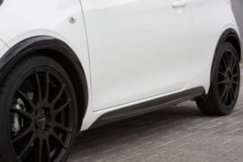 Side skirts Peugeot 108 Musketier