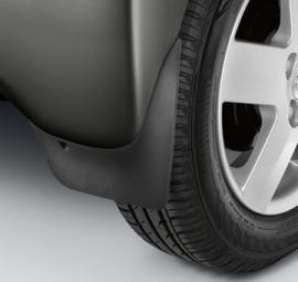 Spatlappen achterzijde Toyota Aygo