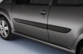 Portierlijstset 4 deurs Toyota Aygo