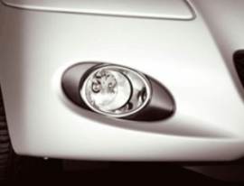 Mistlampenset Toyota Aygo 2009-2012