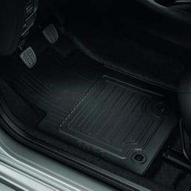 Mattenset Rubber Toyota Aygo vanaf 2014