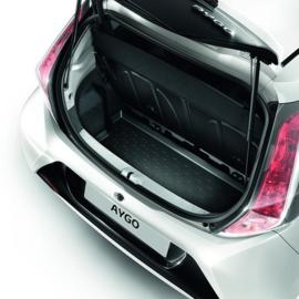 Koffermat Rubber Toyota Aygo vanaf 2014