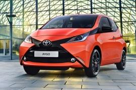 Toyota Aygo na 02-2014