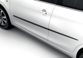 Stootlijsten Peugeot 108 5drs