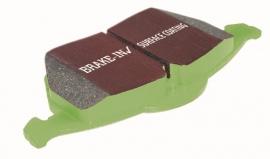 Sportremblokset EBC BRAKES Greenstuff Peugeot 108