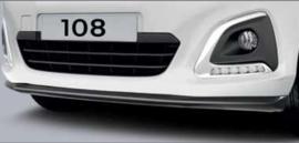 Voorbumperspoiler Peugeot 108