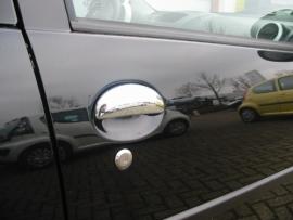 Handgreepcovers chroom 4DRS Peugeot 107