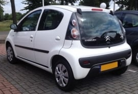 Carbon stylingset Citroën C1