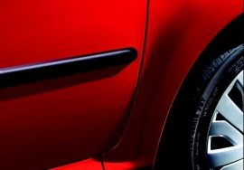 Portierlijstset 2 deurs Peugeot 107
